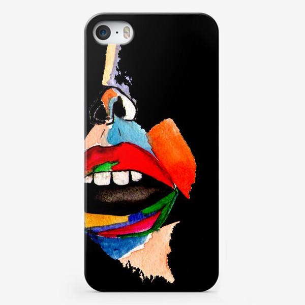 Чехол iPhone «Дыхание»
