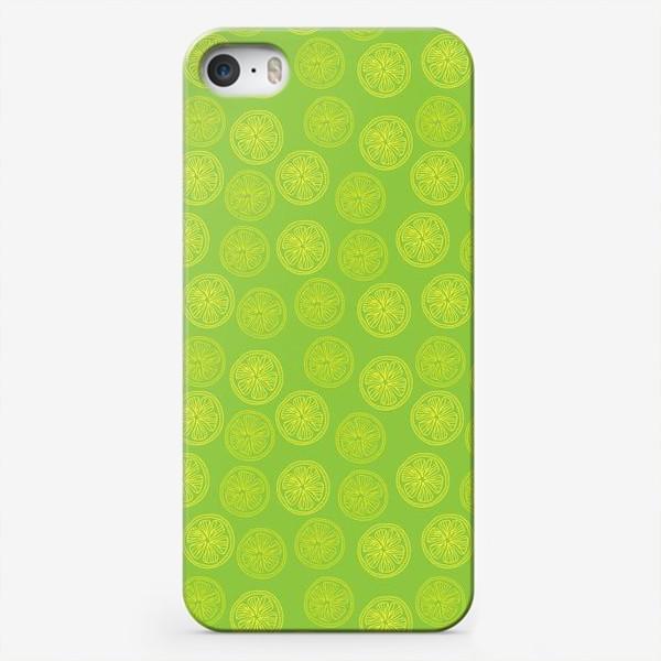 Чехол iPhone «Лимоны»