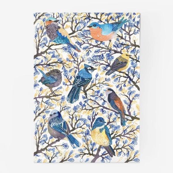 Постер «Птички»