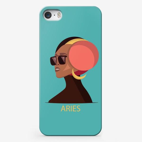Чехол iPhone «Знаки зодиака. Овен»