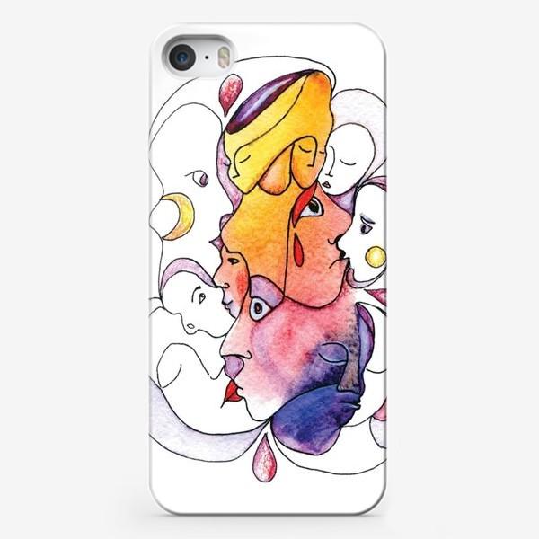 Чехол iPhone «Образ_1»