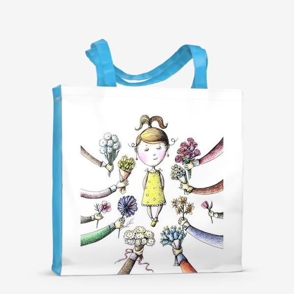 Сумка-шоппер «Поздравляем »