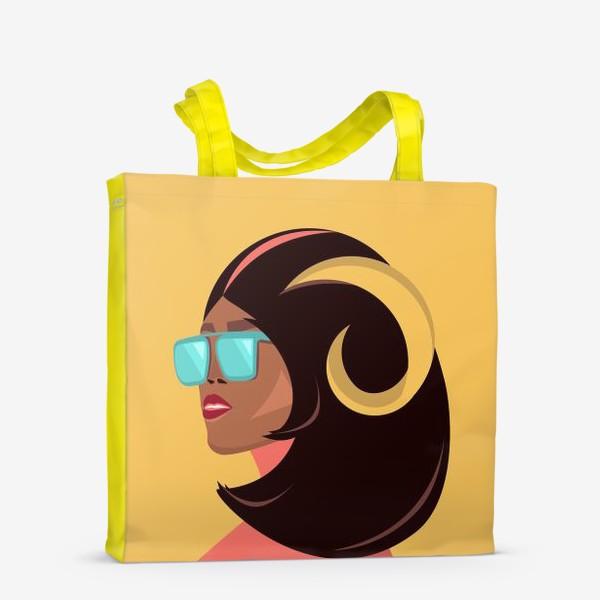 Сумка-шоппер «Знаки зодиака. Козерог»