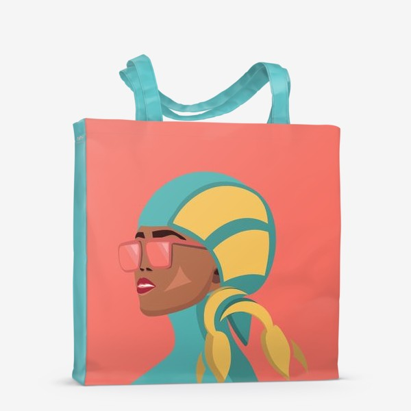 Сумка-шоппер «Знаки зодиака. Рак»