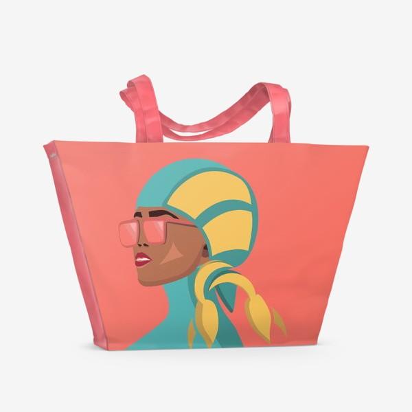 Пляжная сумка «Знаки зодиака. Рак»