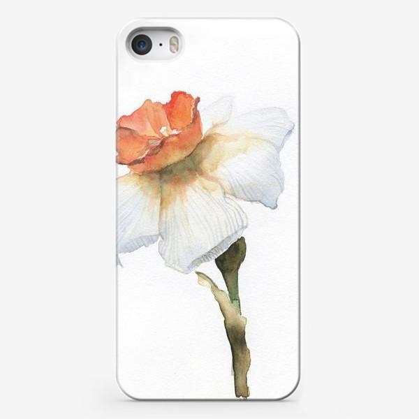 Чехол iPhone «Прекрасный нарцисс»