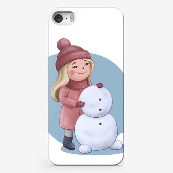 Чехол iPhone «Общее дело. Парные принты к 14 февраля»