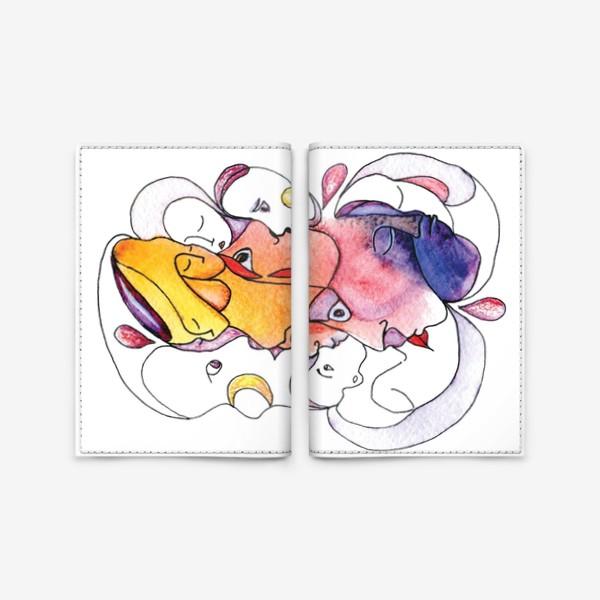 Обложка для паспорта «Образ_1»