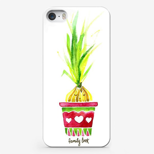 Чехол iPhone «FAMILY LOOK. BOY»