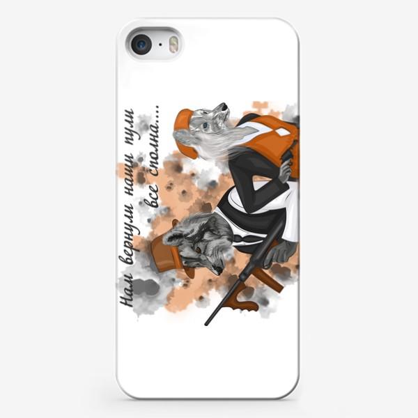 Чехол iPhone «Бонни и Клайд»