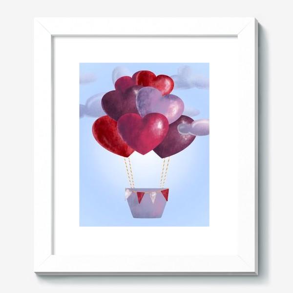 Картина «Романтика в облаках»