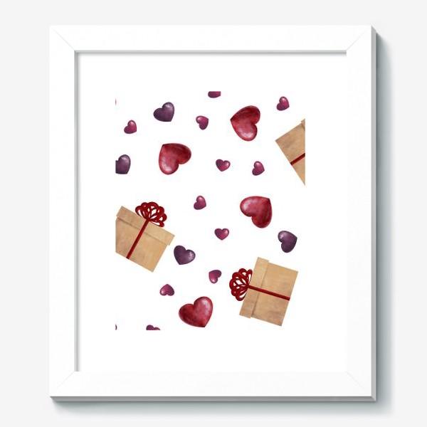 Картина «Сердечный подарок»