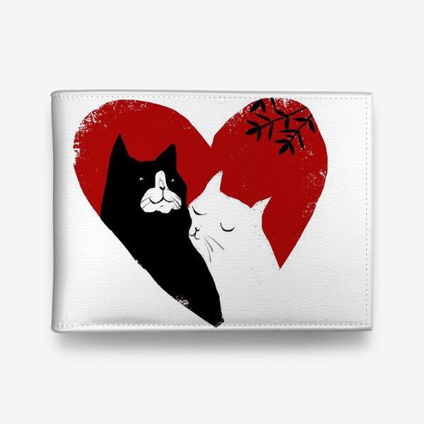 Кошелек «Котики»