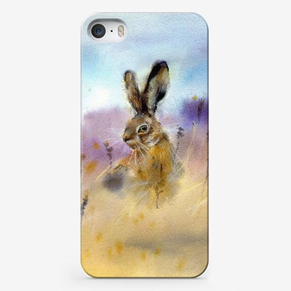 Чехол iPhone «Заяц »