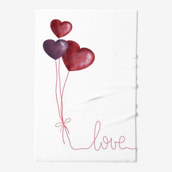 Полотенце «С любовью»