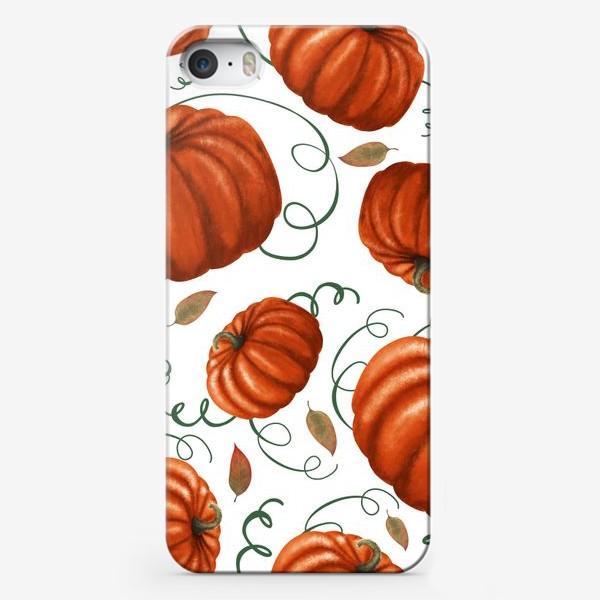 Чехол iPhone «тыквы»