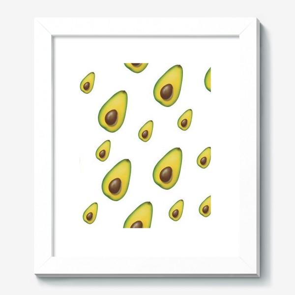 Картина «авокадо»