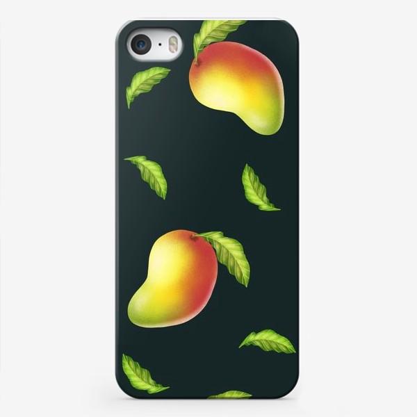 Чехол iPhone «манго»