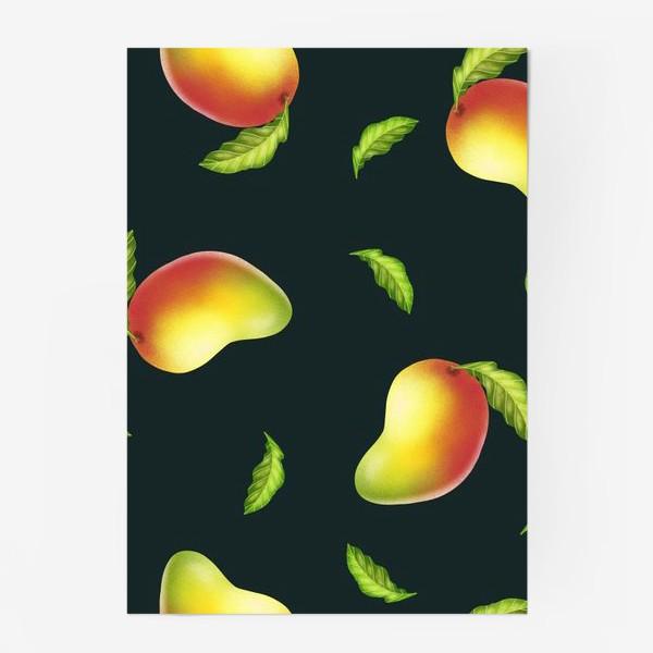 Постер «манго»