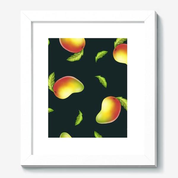 Картина «манго»