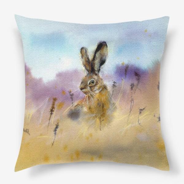 Подушка «Заяц »