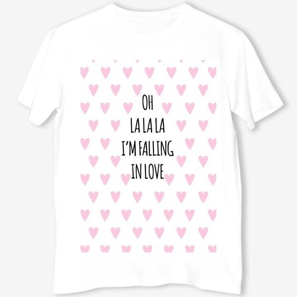 Футболка «FALLING IN LOVE»