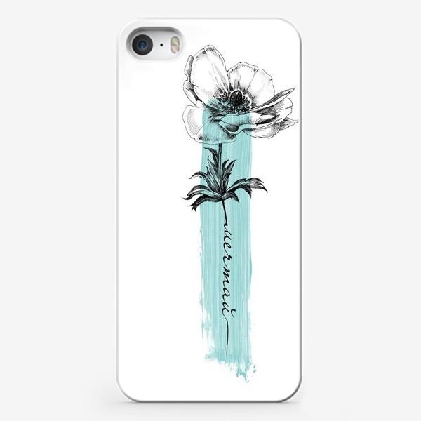 Чехол iPhone «Мечтай»