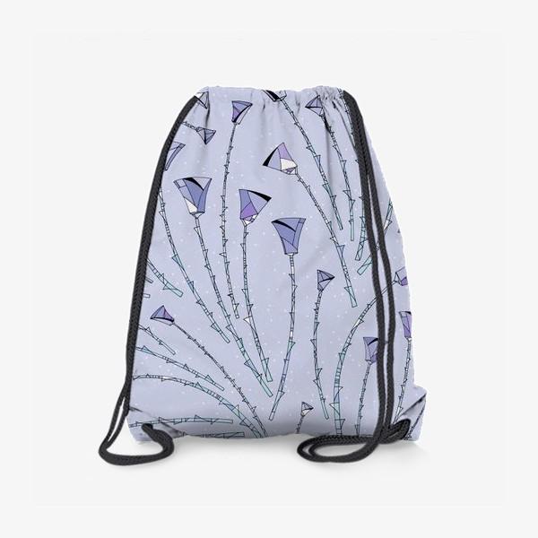 Рюкзак «Розы фиолетовые»