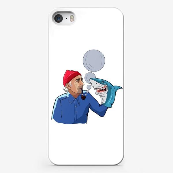 Чехол iPhone «Кусто»