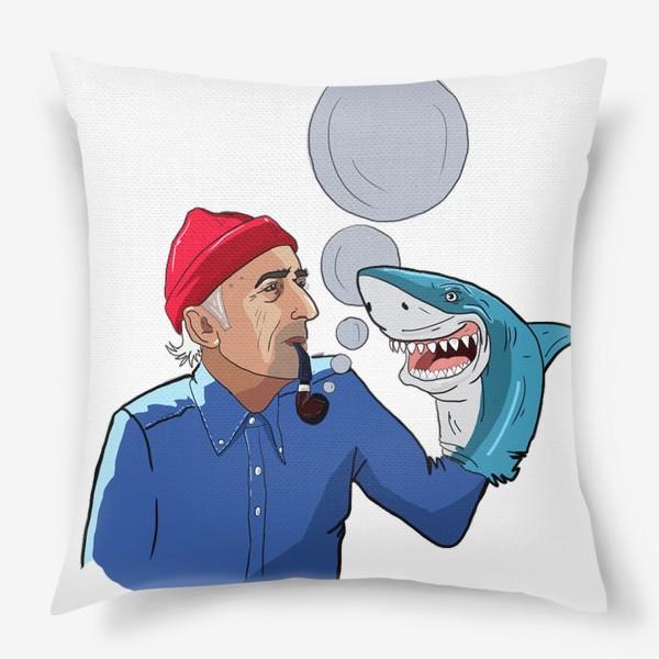 Подушка «Кусто»