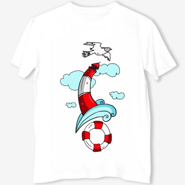 Футболка «Маяк»