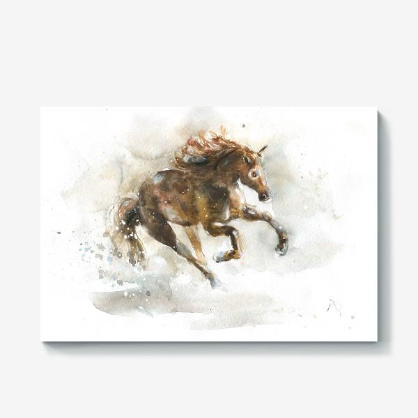 Холст «Конь»