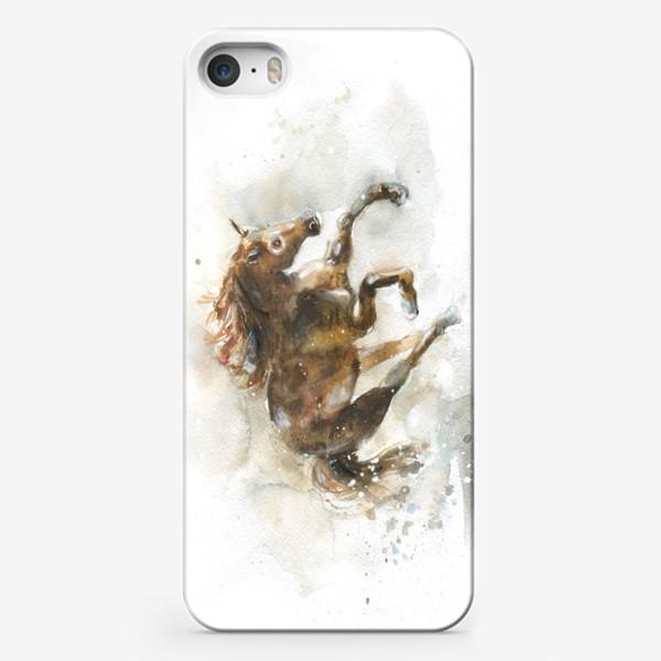 Чехол iPhone «Конь»