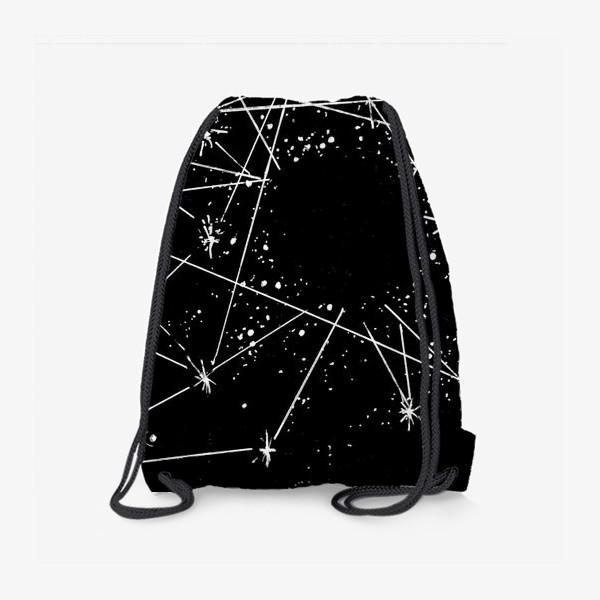 Рюкзак «Чёрная дыра»