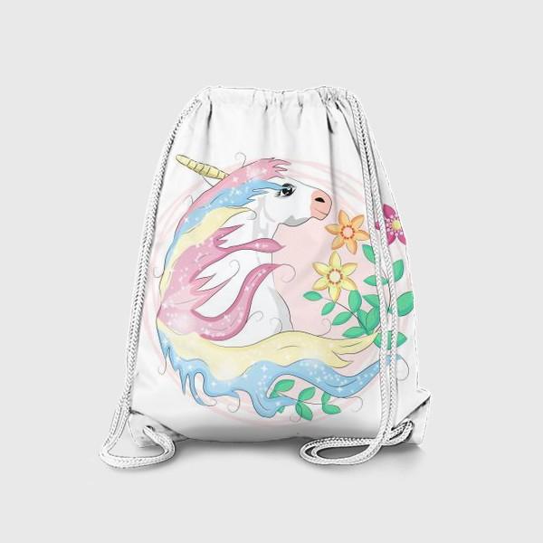 Рюкзак «Волшебный единорог»
