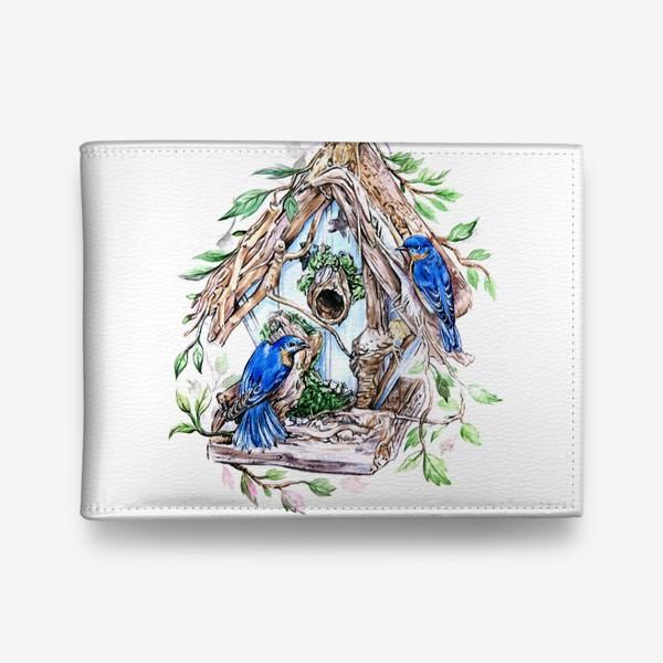 Кошелек «уютный дом»