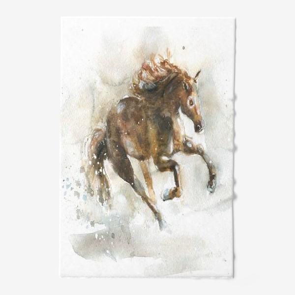 Полотенце «Конь»
