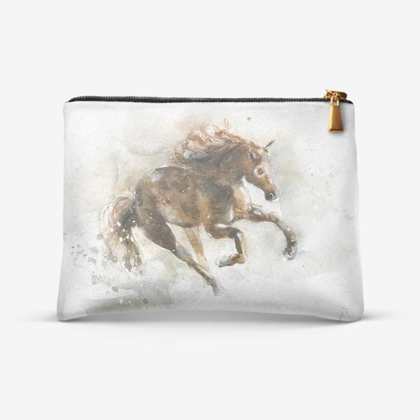 Косметичка «Конь»