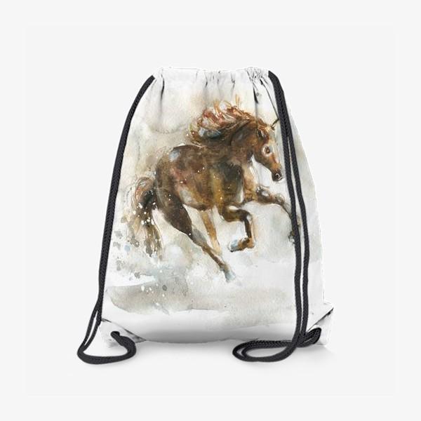 Рюкзак «Конь»
