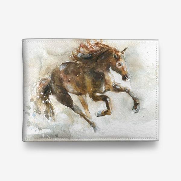 Кошелек «Конь»
