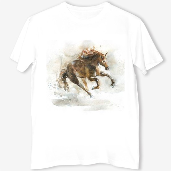 Футболка «Конь»