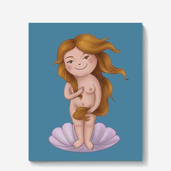 Холст «Рождение Венеры»