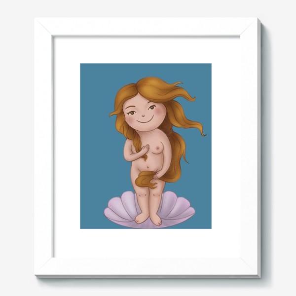 Картина «Рождение Венеры»