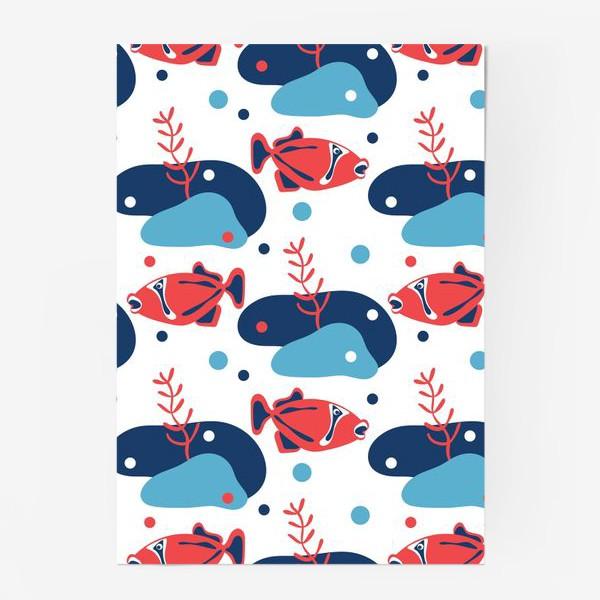 Постер «Подводный мир, Рыбы,»