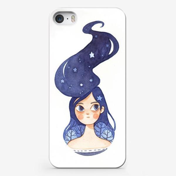 Чехол iPhone «Ночь»