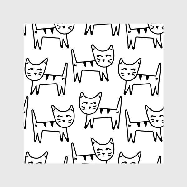 Шторы «Коты»