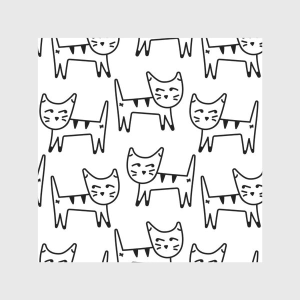 Скатерть «Коты»