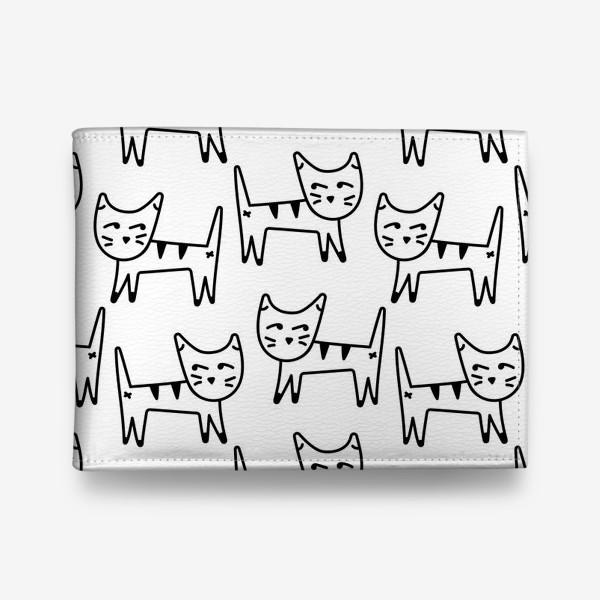 Кошелек «Коты»
