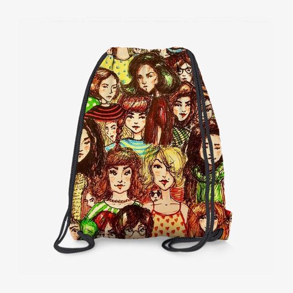 Рюкзак «Женщины »