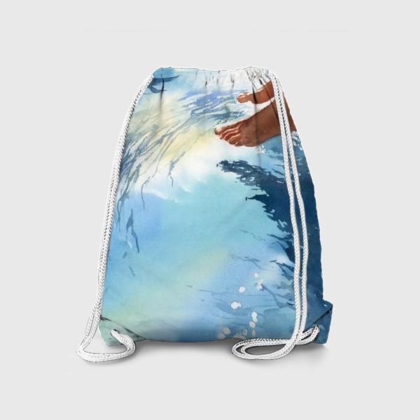 Рюкзак «Лето, море, солнце»